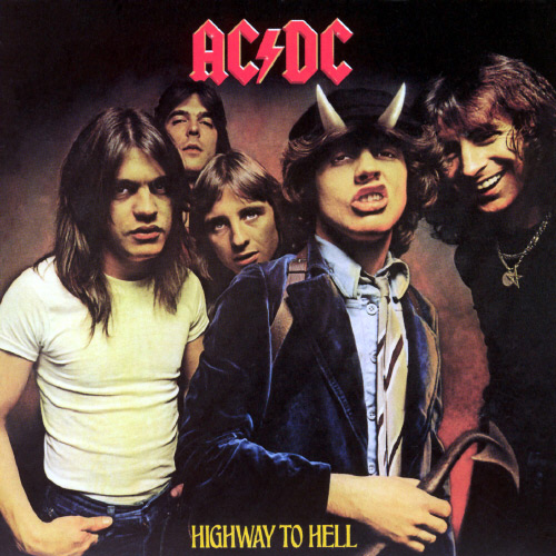 LP AC/DC Highway To Hell 180g LP  - Casafaz