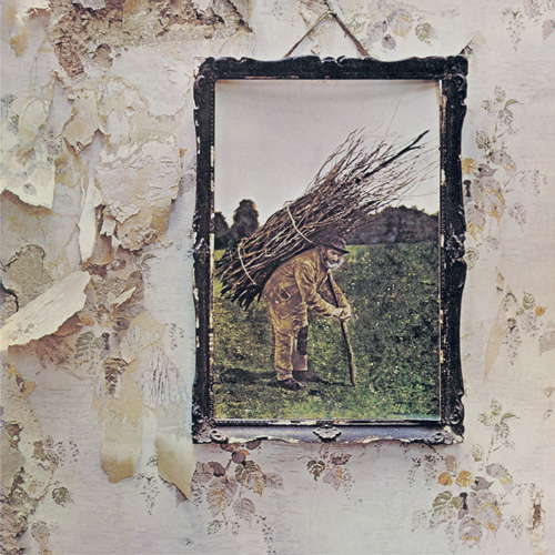 LP Led Zeppelin Led Zeppelin IV 180g LP