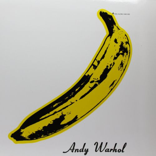 LP The Velvet Underground & Nico (Banana Cover) 180g LP