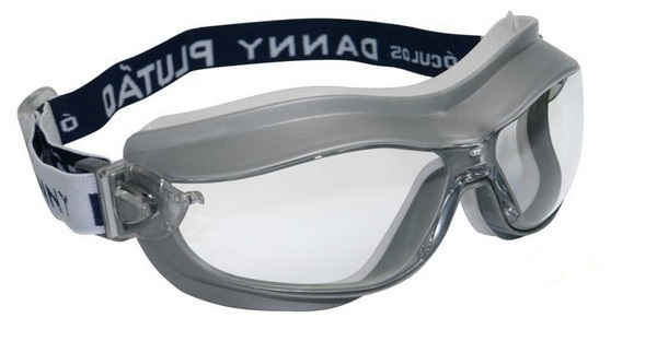 Óculos Plutão Incolor Amplavisão Com Ca