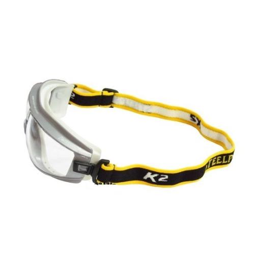 Óculos Steelpro K2 Incolor Com Ca  - Casafaz