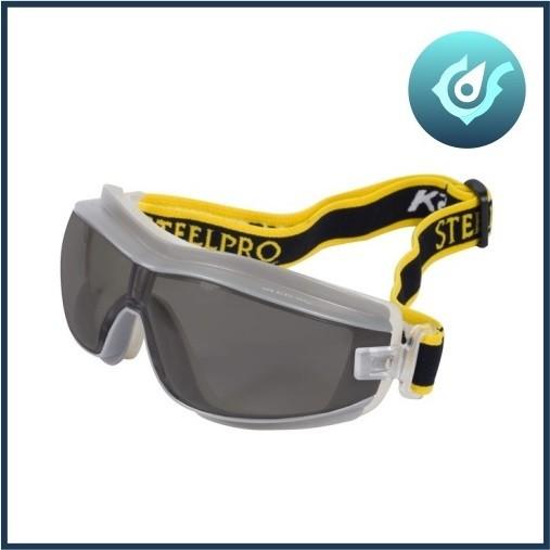 Óculos Steelpro K2 Escuro Com Ca