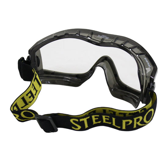 Óculos Steelpro Everest Incolor Com Ca  - Casafaz