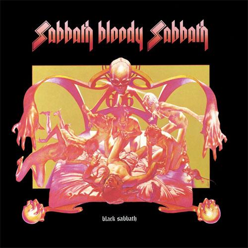 LP Black Sabbath Sabbath Bloody Sabbath 180gr