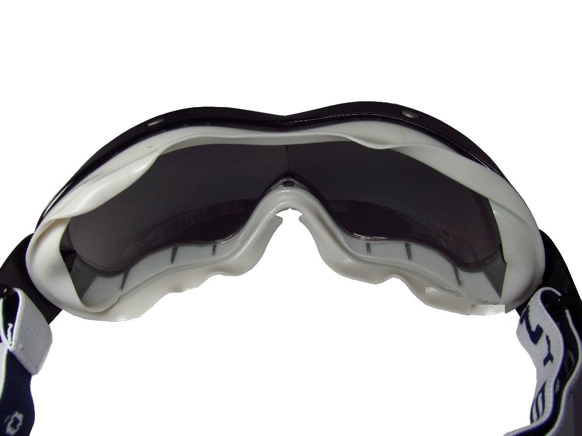 Óculos Saturno Escuro Amplavisão Com Ca  - Casafaz