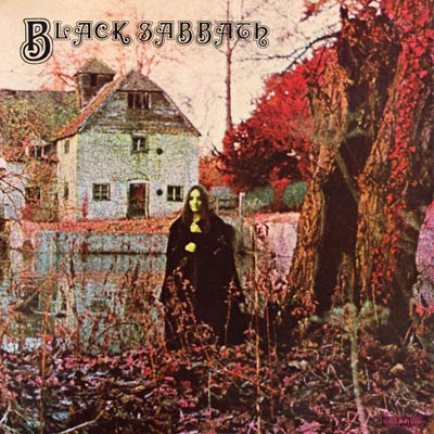 LP Black Sabbath Black Sabbath 180g