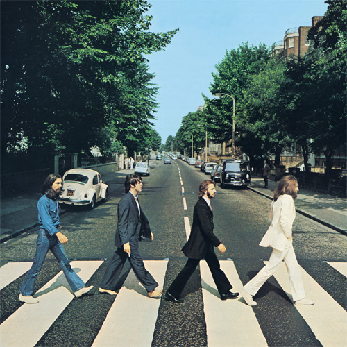 LP The Beatles Abbey Road 180g LP