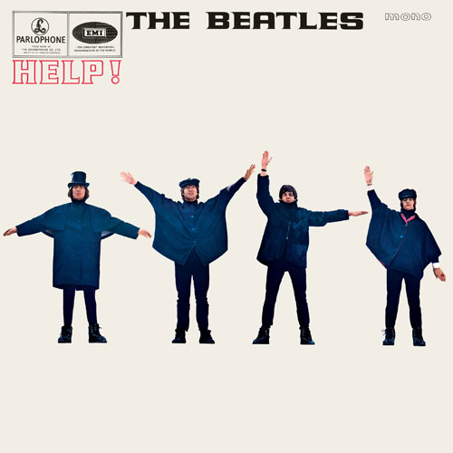 LP The Beatles Help! 180g LP (Mono)