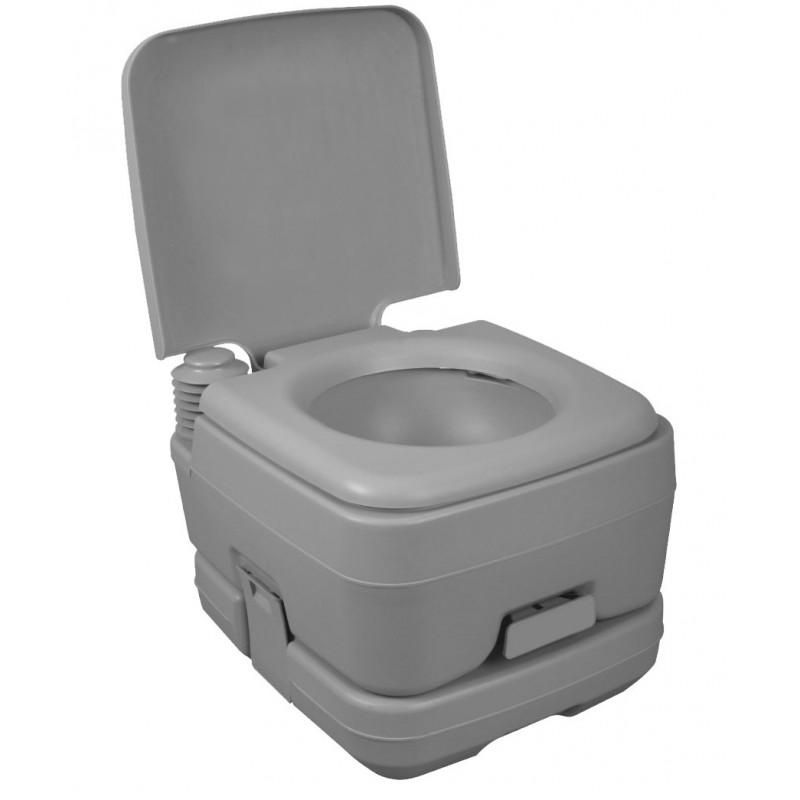 Vaso Sanitário Portátil Banheiro Químico Ecocamp 20 Litros Nautika