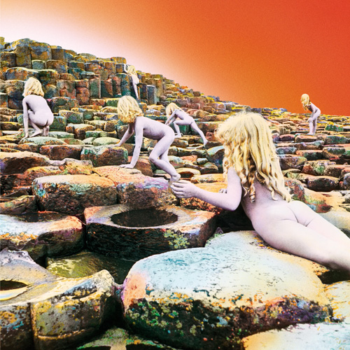 LP Led Zeppelin Houses of the Holy 180g LP