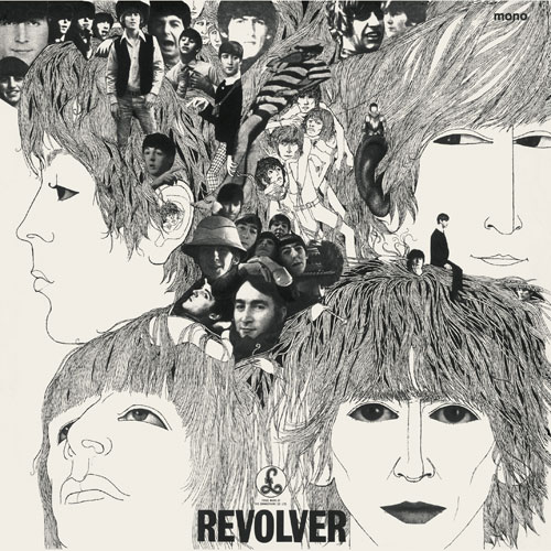 LP The Beatles Revolver 180g LP (Mono)