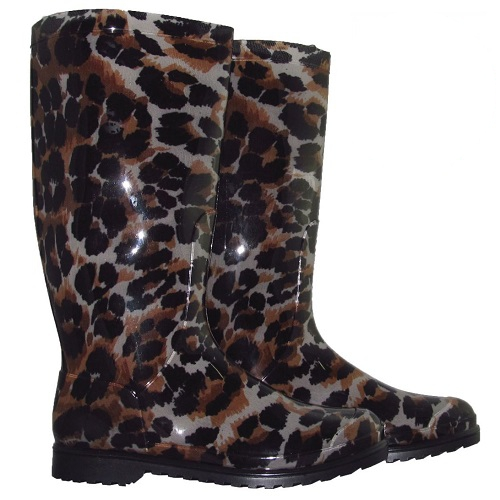 Galocha Calfor Leopardo M1  - Casafaz