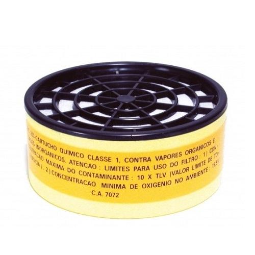 Mascara Respiratória Semi-Facial Carbografite CG 306  - Casafaz