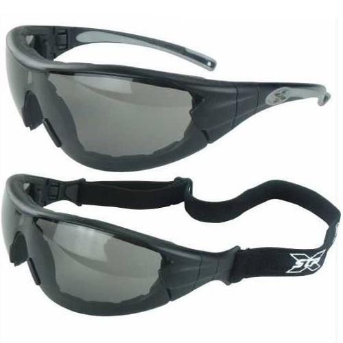 Óculos Delta Militar Escuro Com Ca Teste Balístico