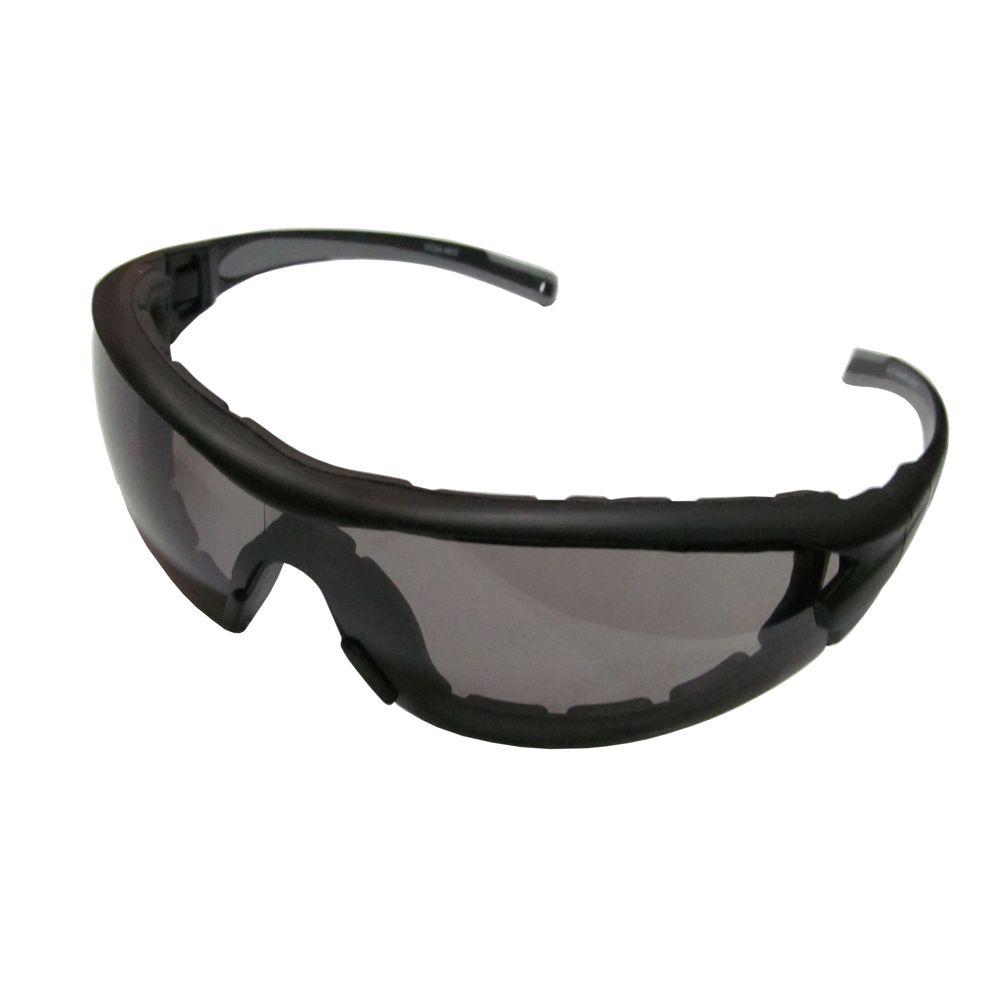 Óculos Delta Militar Escuro Com Ca Teste Balístico  - Casafaz