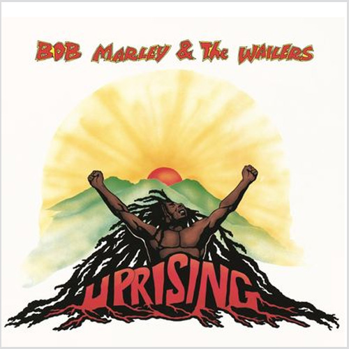 Lp Bob Marley Uprising With The Wailers