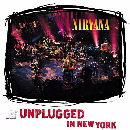 Lp Nirvana Unplugged In New York 180gr Audiophile Quality