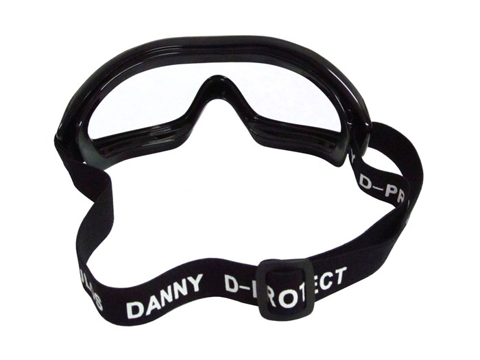 Óculos D Protect Incolor Amplavisão Com Ca  - Casafaz