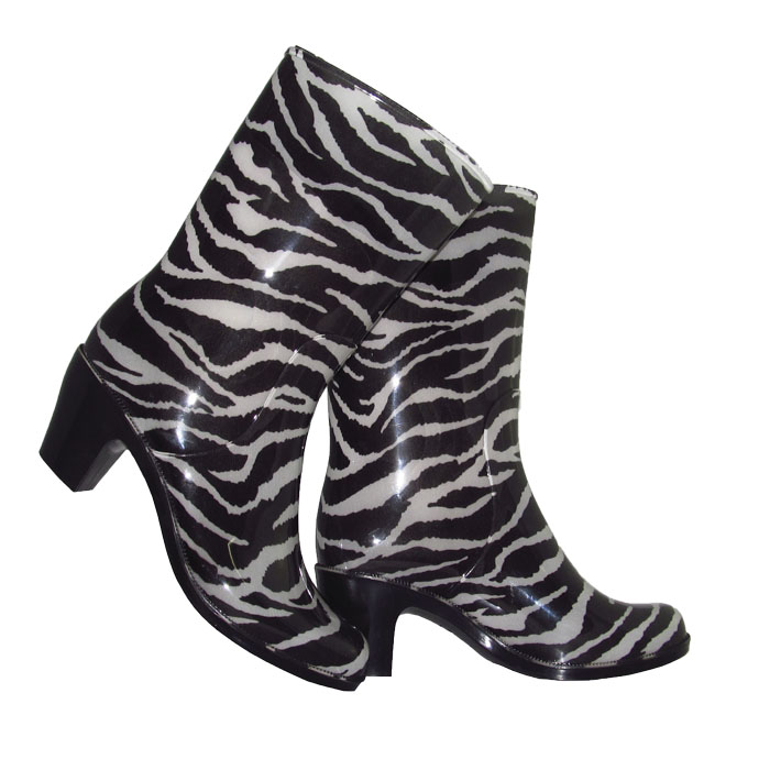 Galocha Alpat Gasf Zebra