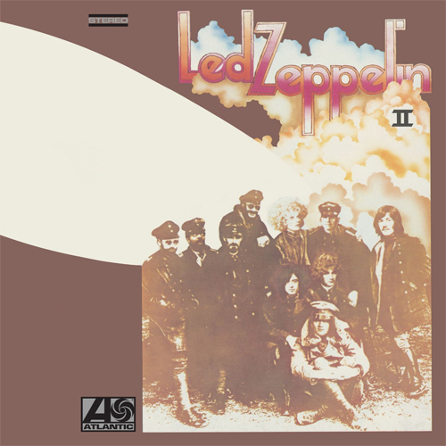 LP Led Zeppelin Led Zeppelin II 180g LP