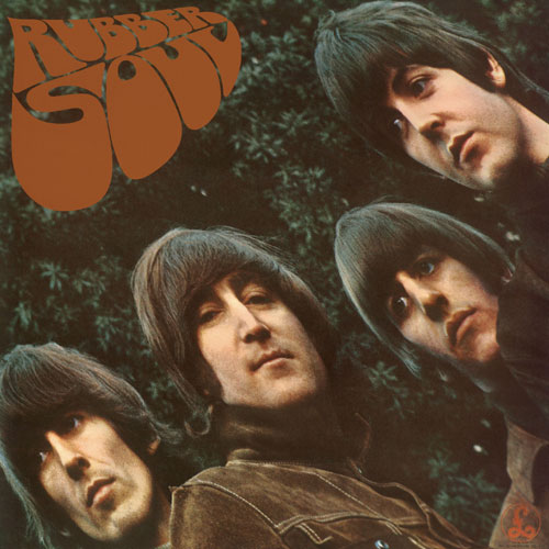 LP The Beatles Rubber Soul 180g LP (Mono)