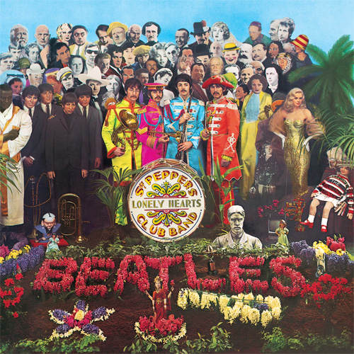 LP The Beatles Sgt. Pepper's Lonely Hearts Club Band 180g LP