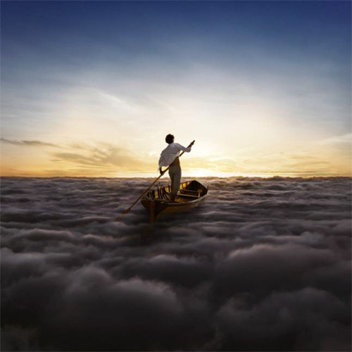 LP Pink Floyd The Endless River 180g 2LP