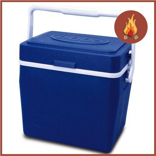 Caixa Térmica Obba Ice 15 Litros Azul