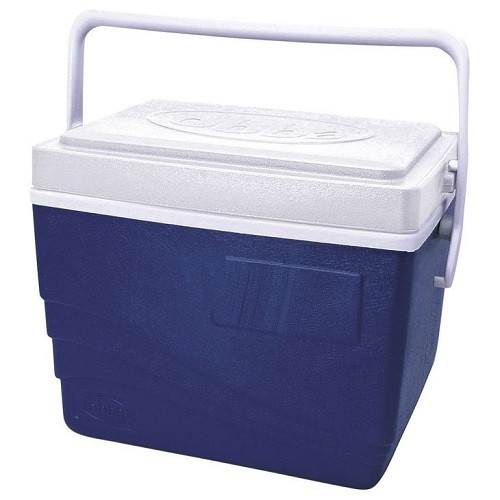 Caixa Térmica Obba Ice 15 Litros Azul  - Casafaz