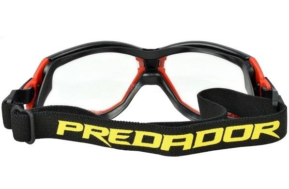 Óculos Predador Vicsa Lente Incolor  - Casafaz