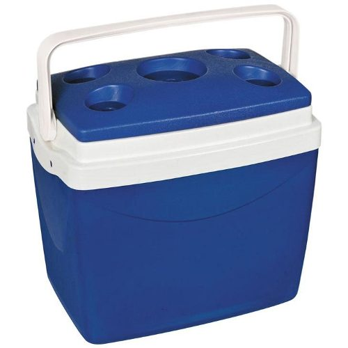 Caixa Térmica Obba 32 Litros Azul