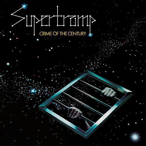 Lp Supertramp Crime Of The Century 180gr  - Casafaz