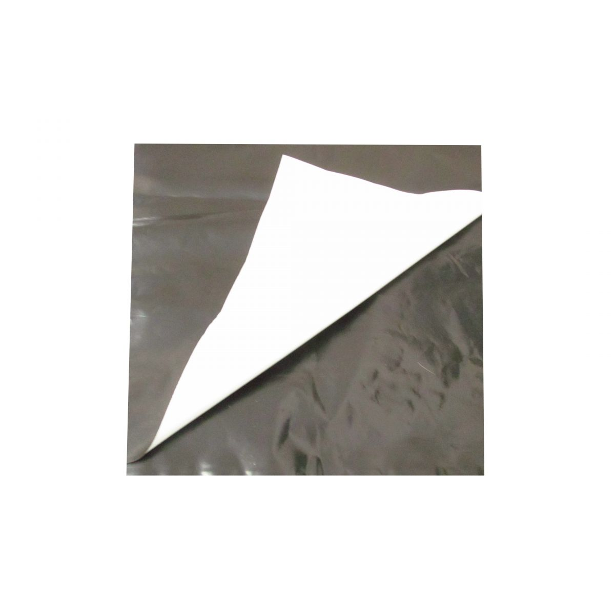 Lona Plastica Preta e Branca 10m x 6m 150 Micras  - Casafaz