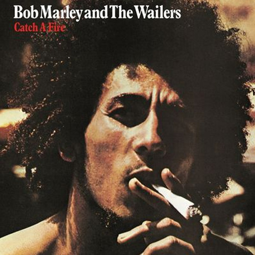 Lp Bob Marley Catch A Fire With The Wailers  - Casafaz