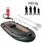 Barco Fishman 350 com Remo + Inflador Mor