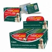 Ivercanis Ivermectina 3mg Cx Com 4