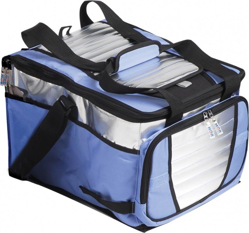 Bolsa Térmica Ice Cooler 36 Litros Mor Até 40 Latas Camping Viagem