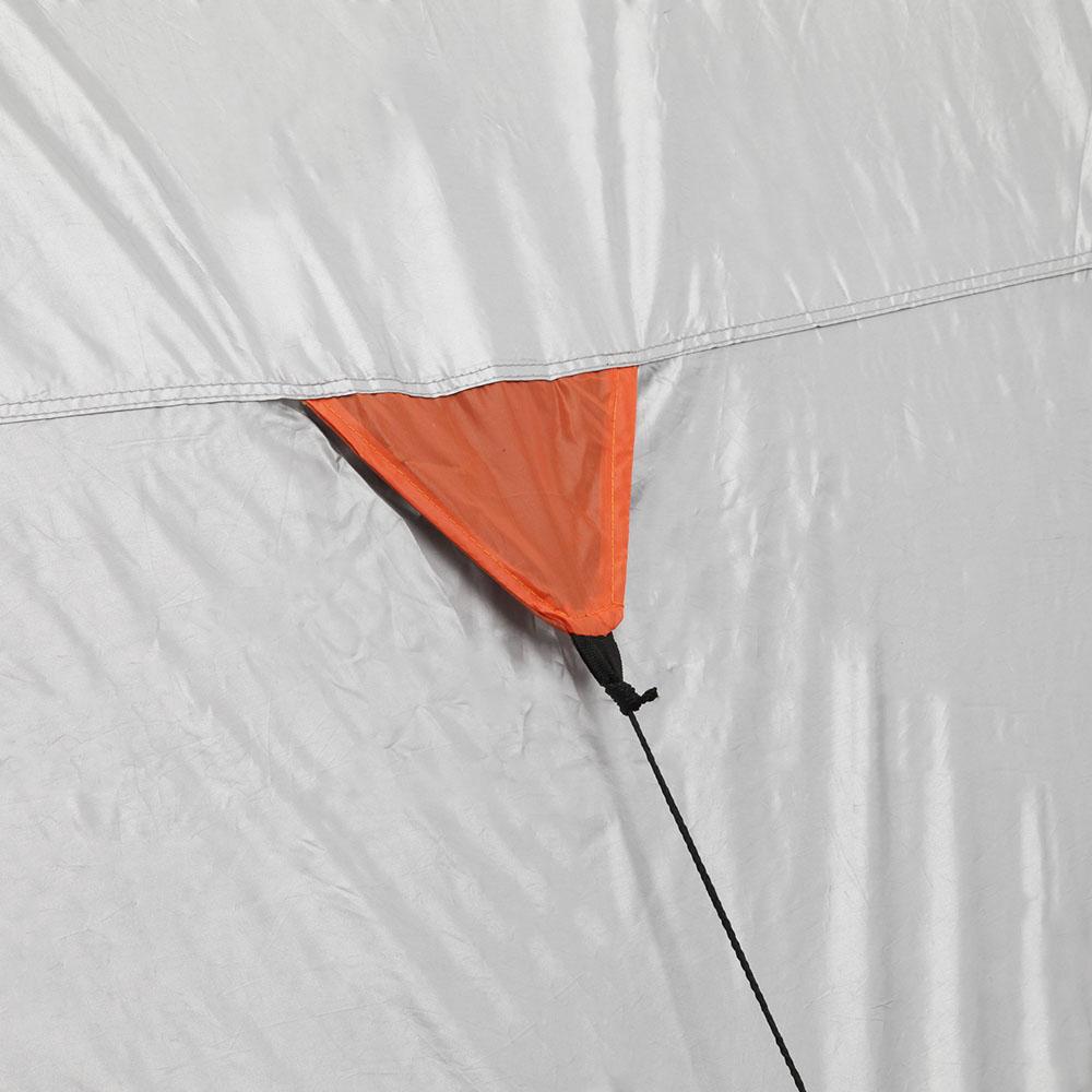 Barraca Iglu Dome 8 Pessoas 3,50 X 3,50 X 1,80 Mts Nautika  - Casafaz