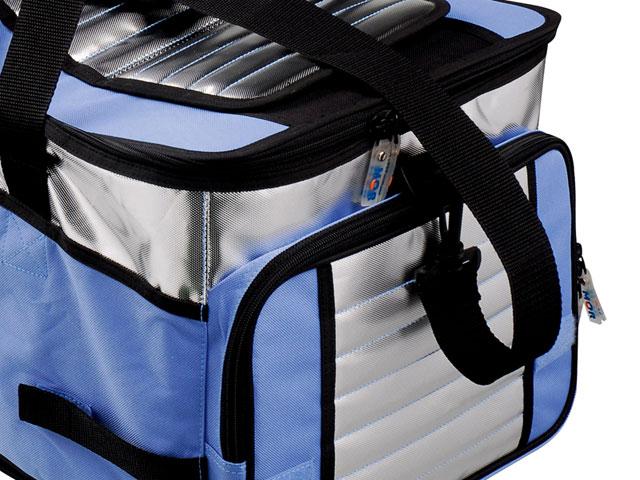 Bolsa Térmica Ice Cooler 48 Litros Mor Até 64 Latas Camping Viagem  - Casafaz