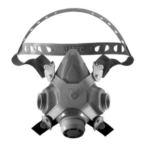 Mascara Respirador Alltec 2 Filtros Poeiras E Névoas  - Casafaz