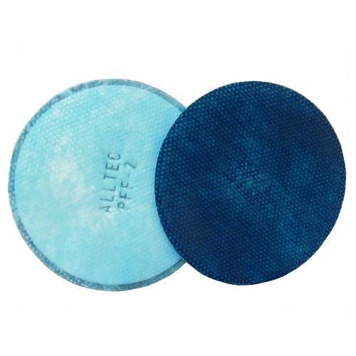 Filtro Refil P2 Para Mascara Respirador Alltec 4 Unidades  - Casafaz