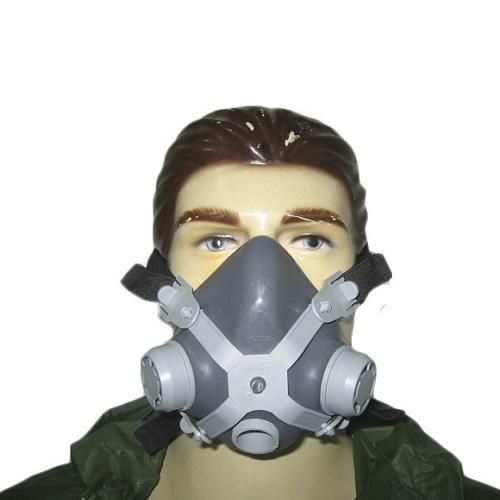 Mascara Respirador Alltec 1 Filtros + 1 Refil Poeira E Névoa  - Casafaz