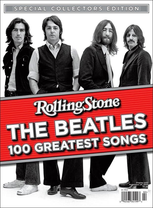 Revista Rolling Stone The Beatles As 100 Melhores Canções
