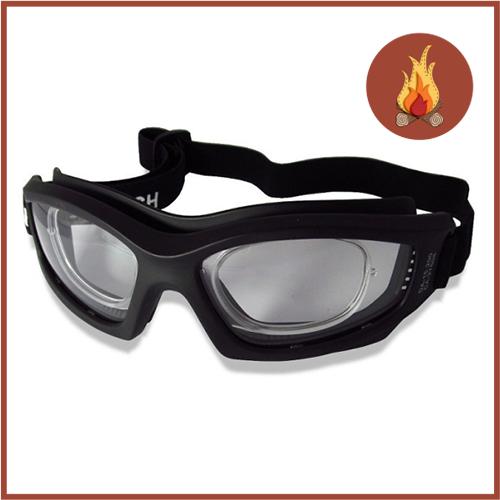 Óculos D-Tech para Futebol + Adaptador de Lentes de Grau