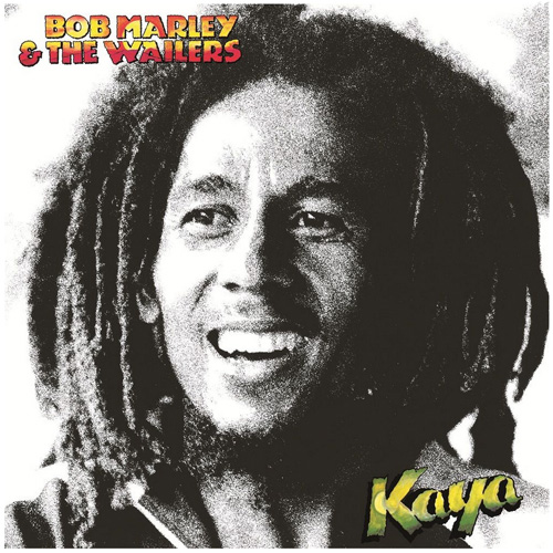 Lp Bob Marley Kaya With The Wailers