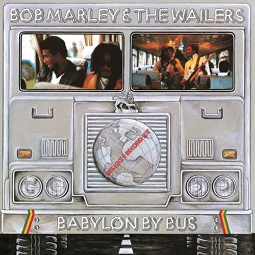 Lp Bob Marley Babylon By Bus Duplo