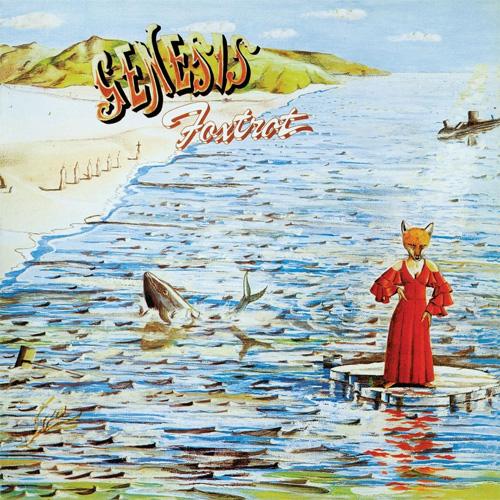 Lp Genesis Foxtrot 180g Deluxe Edition  - Casafaz