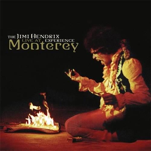 Lp Jimi Hendrix Live At Monterey 200g