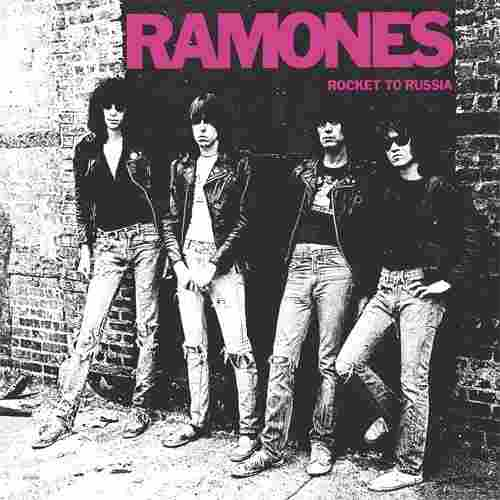 Lp The Ramones Rocket To Russia 180g