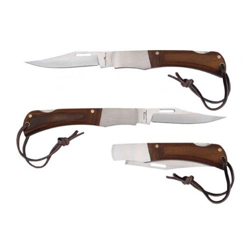 Canivete Moka Nautika Aço Inox  - Casafaz